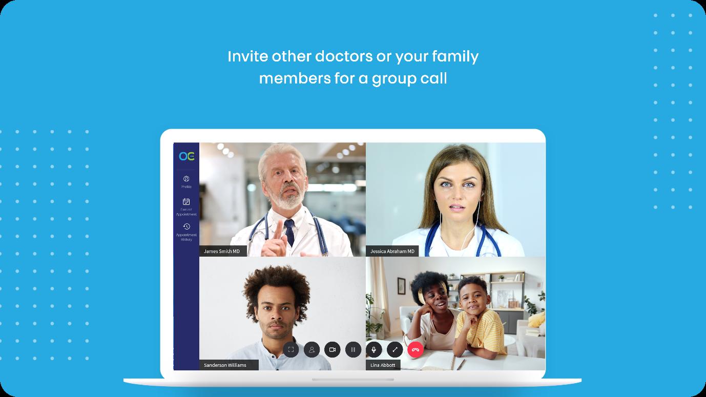 group call image